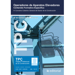 TPC - Operadores de aparatos elevadores