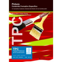 TPC - Pintura. Contenido Formativo Específico