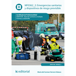 Emergencias sanitarias y dispositivos de riesgo  previsible MF0362_2