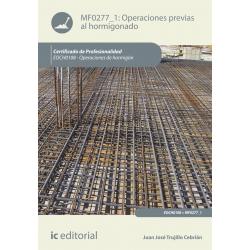 Operaciones previas al hormigonado MF0277_1