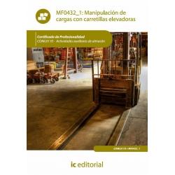 Manipulación de cargas con carretillas elevadoras. COML0110
