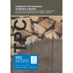 TPC Madera - Instalación de carpintería de madera y mueble