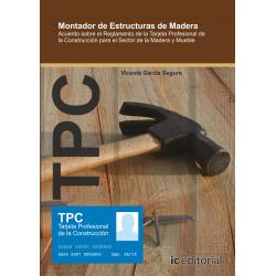 TPC Madera - Montador de estructuras de madera