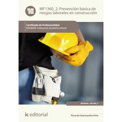 Prevención básica de riesgos laborales en construcción MF1360_2