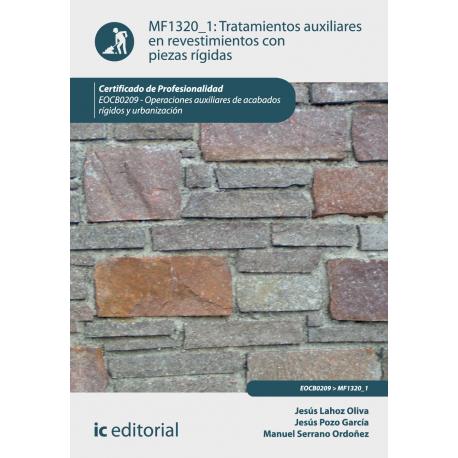 Tratamientos auxiliares  en revestimientos con piezas rígidas MF1320_1