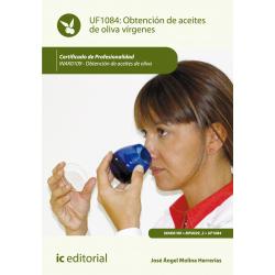 Obtención de aceites de oliva vírgenes UF1084