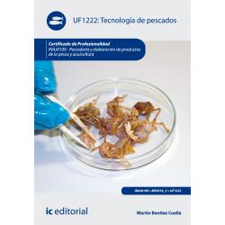 Tecnología de pescado UF1222