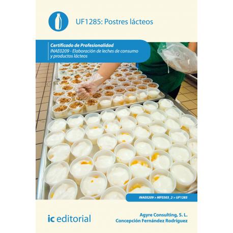 Postres lácteos UF1285