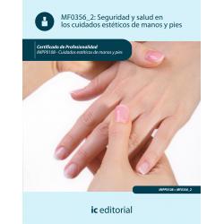 Seguridad y salud en los cuidados estéticos de manos y pies MF0356_2