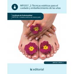 Técnicas estéticas para el cuidado y embellecimiento de las uñas MF0357_2