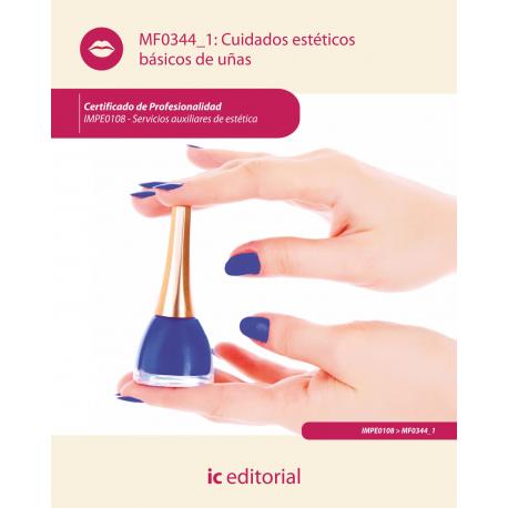 Cuidados estéticos básicos de uñas MF0344_1