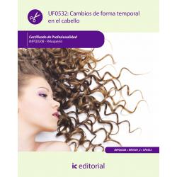 Cambios de forma temporal en el cabello UF0532