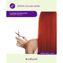 Corte del cabello UF0534