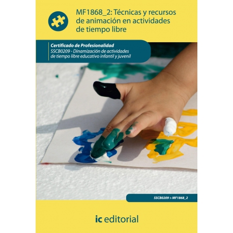 Técnicas y recursos de animación en actividades de tiempo libre. SSCB0209