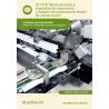 Mantenimiento y seguridad de maquinaria y equipos de tratamientos finales de conservación UF1279