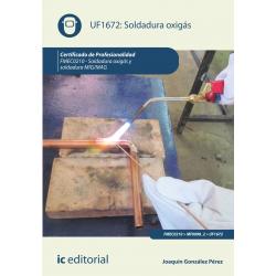 Soldadura oxigás UF1672