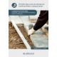 Ejecución de bordes de confinamiento y adoquinados EOCB0209