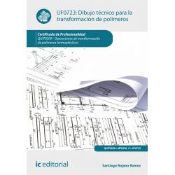 Dibujo técnico para la transformación de polímeros UF0723