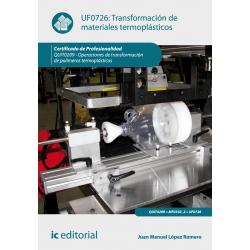 Transformación de materiales termoplásticos UF0726