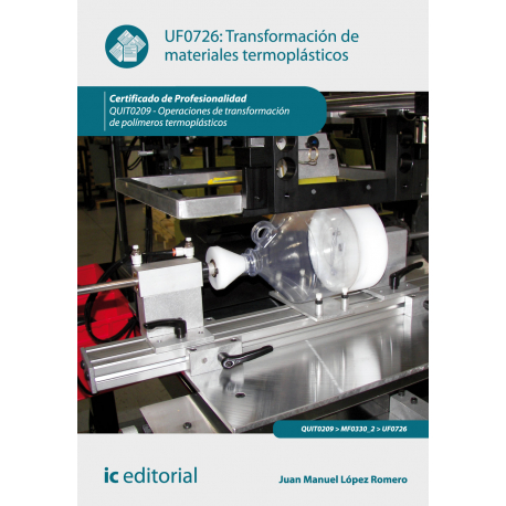 Transformación de materiales termoplásticos UF0726