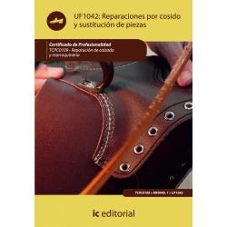 Reparaciones por cosido y sustitución de piezas. TCPC0109
