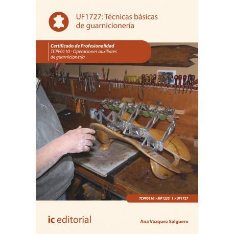 Técnicas básicas  de guarnicionería UF1727