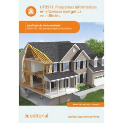 Programas informáticos en eficiencia energética en edificios UF0571