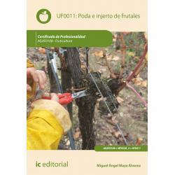 Poda e injerto de frutales UF0011