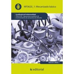 Mecanizado básico. TMVL0109