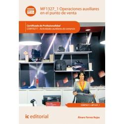 Operaciones auxiliares en el punto de venta. COMT0211