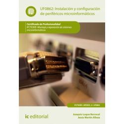 Instalación y configuración de periféricos microinformáticos. IFCT0309