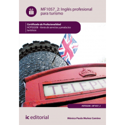 Inglés profesional para turismo MF1057_2