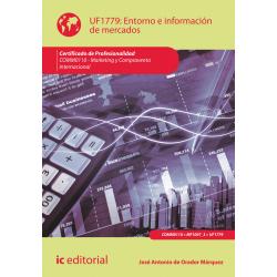 Entorno e información de mercados  UF1779