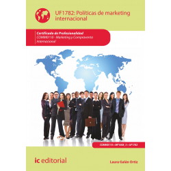 Políticas de marketing internacional UF1782