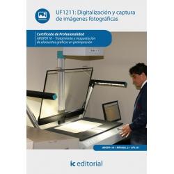 Digitalización y captura de imágenes fotográficas. ARPG0110