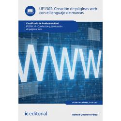 Creación de páginas web con el lenguaje de marcas UF1302