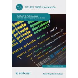 SGBD e instalación UF1469