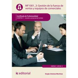 Gestión de la fuerza de ventas y equipos de comerciales MF1001_3