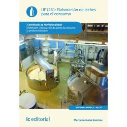 Elaboración de leches para el consumo. INAE0209