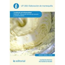 Elaboración de mantequilla. INAE0209