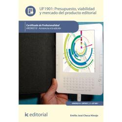 Presupuesto, viabilidad y mercado del producto editorial UF1901