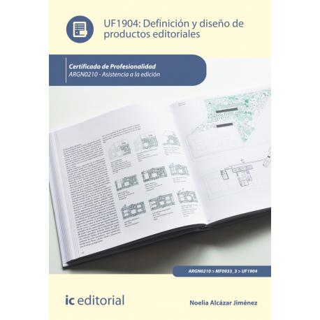 Definición y diseño de productos editoriales UF1904