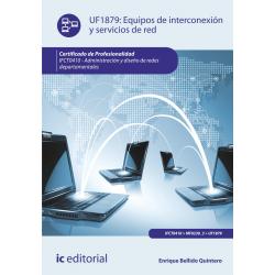 Equipos de interconexión y servicios de red UF1879