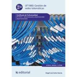 Gestión de redes telemáticas UF1880