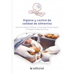 Higiene y control de calidad de alimentos