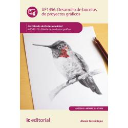 Desarrollo de bocetos de proyectos gráficos UF1456