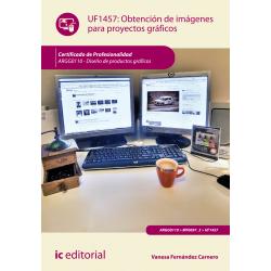 Obtención de imágenes para proyectos gráficos UF1457