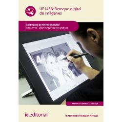 Retoque digital de imágenes UF1458
