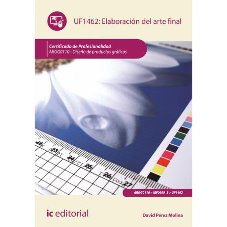Elaboración del arte final UF1462