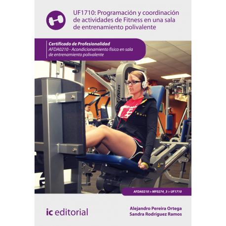 Programación y coordinación de actividades de Fitness en una S.E.P. UF1710